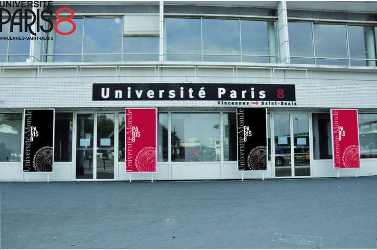 Fournisseur exclusif pour les besoins audiovisuels de l'université Paris 8
