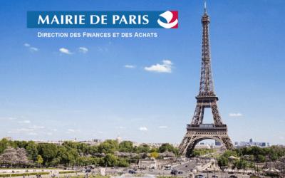 Fourniture de vidéoprojecteurs à la Mairie de Paris